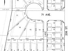 Lot for sale in Willoughby Heights, Langley, Langley, 20557 71 Avenue, 262390478 | Realtylink.org