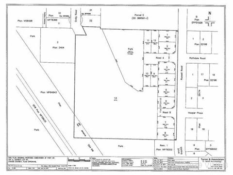 Lot for sale in Ladysmith, Whistler, Lot 11 Russell Road, 455205 | Realtylink.org