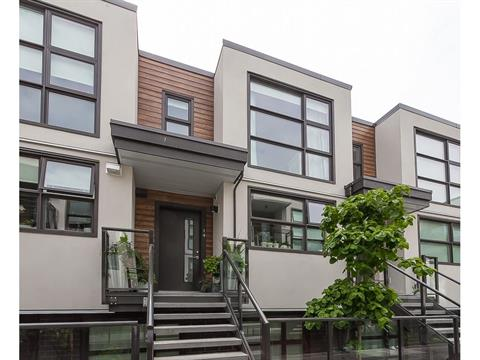 Townhouse for sale in White Rock, South Surrey White Rock, 14 14820 Buena Vista Avenue, 262391003   Realtylink.org