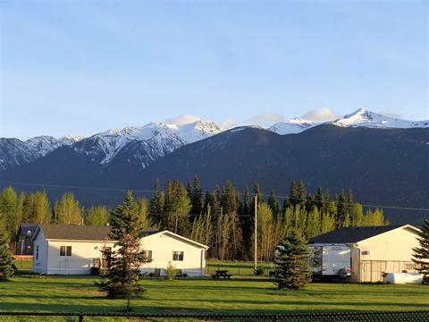 Manufactured Home for sale in McBride - Town, McBride, Robson Valley, 200 Shantz Place, 262392655 | Realtylink.org