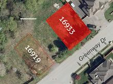 Lot for sale in Fleetwood Tynehead, Surrey, Surrey, 16933 Greenway Drive, 262388996 | Realtylink.org