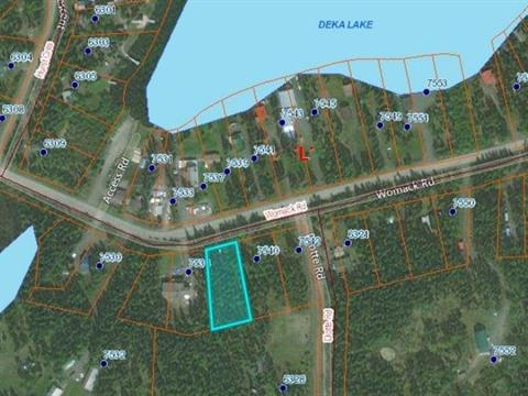 Lot for sale in Deka/Sulphurous/Hathaway Lakes, Deka Lake / Sulphurous / Hathaway Lakes, 100 Mile House, Lot 5 Womack Road, 262390921 | Realtylink.org