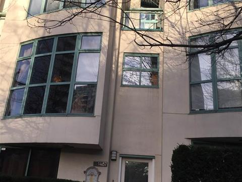 Townhouse for sale in Yaletown, Vancouver, Vancouver West, 1487 Hornby Street, 262380088 | Realtylink.org