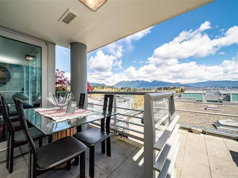 Apartment for sale in Coal Harbour, Vancouver, Vancouver West, 402 590 Nicola Street, 262393933 | Realtylink.org