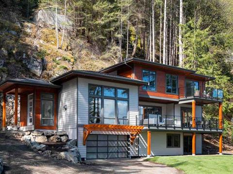 House for sale in Bowen Island, Bowen Island, 712 Channelview Drive, 262380409 | Realtylink.org