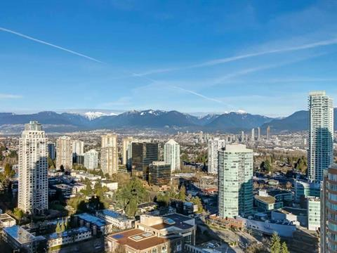 Apartment for sale in Metrotown, Burnaby, Burnaby South, 3602 6333 Silver Avenue, 262387030 | Realtylink.org