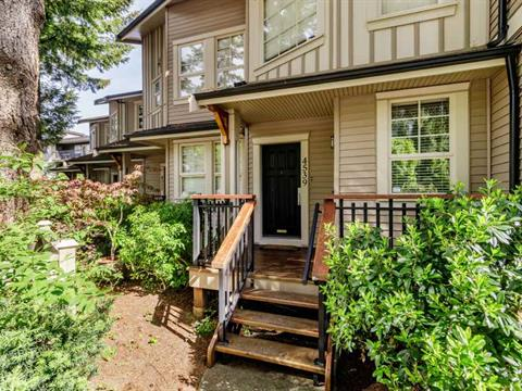 Townhouse for sale in Forest Glen BS, Burnaby, Burnaby South, 4539 Grange Street, 262393850 | Realtylink.org