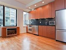 Apartment for sale in Coal Harbour, Vancouver, Vancouver West, 710 1333 W Georgia Street, 262394023 | Realtylink.org