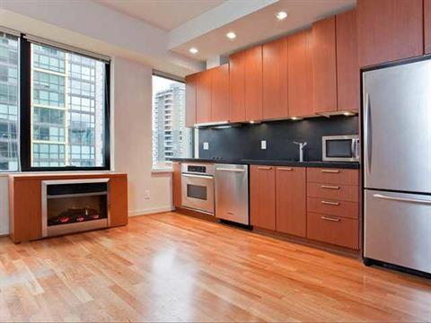Apartment for sale in Coal Harbour, Vancouver, Vancouver West, 710 1333 W Georgia Street, 262394023   Realtylink.org