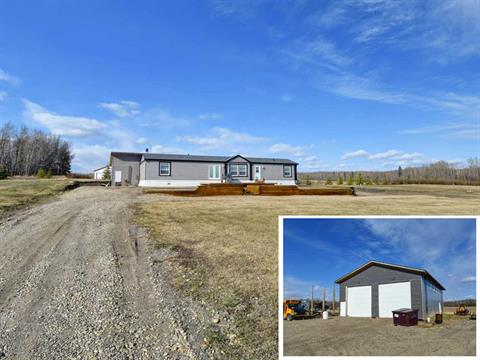 Manufactured Home for sale in Fort St. John - Rural W 100th, Fort St. John, Fort St. John, 12238 Morrison Place, 262365960 | Realtylink.org