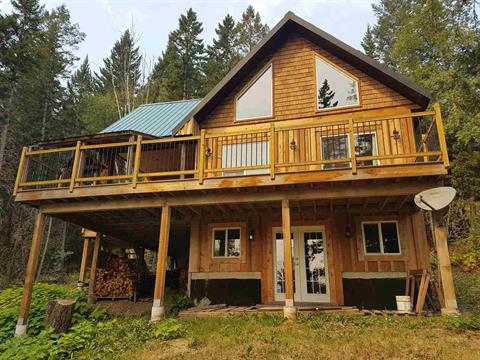 House for sale in Deka/Sulphurous/Hathaway Lakes, Deka Lake / Sulphurous / Hathaway Lakes, 100 Mile House, 7669 Burgess Road, 262386023 | Realtylink.org