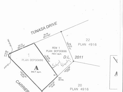 Lot for sale in Fraser Lake, Vanderhoof And Area, 402 Tunasa Drive, 262385427 | Realtylink.org