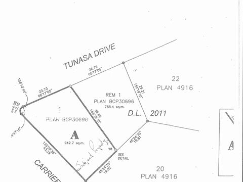 Lot for sale in Fraser Lake, Vanderhoof And Area, Lot A Tunasa Drive, 262385423 | Realtylink.org