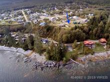 Lot for sale in Ucluelet, Salmon Beach, 1130 3rd Ave, 454082 | Realtylink.org