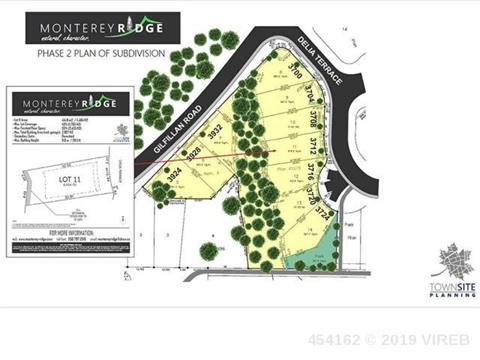 Lot for sale in Nanaimo, North Jingle Pot, 3712 Delia Terrace, 454162 | Realtylink.org