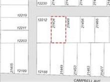 Lot for sale in West Central, Maple Ridge, Maple Ridge, 21434 122 Avenue, 262388734 | Realtylink.org