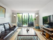 Apartment for sale in Kitsilano, Vancouver, Vancouver West, 109 2450 Cornwall Avenue, 262389548 | Realtylink.org