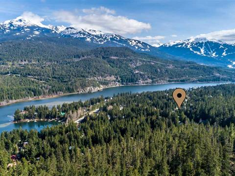 Lot for sale in Emerald Estates, Whistler, Whistler, Lot A 9391 Emerald Drive, 262389131 | Realtylink.org