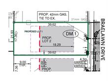 Lot for sale in Parkcrest, Burnaby, Burnaby North, Lot 2 1610 Springer Avenue, 262390279 | Realtylink.org