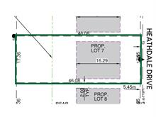 Lot for sale in Parkcrest, Burnaby, Burnaby North, Lot 7 1610 Springer Avenue, 262390318 | Realtylink.org