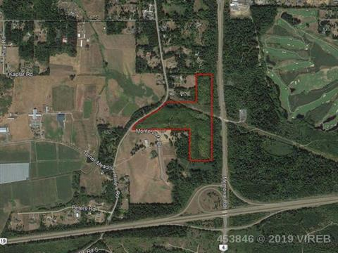 Lot for sale in Qualicum Beach, PG City West, Lt1 Hilliers Road, 453846 | Realtylink.org
