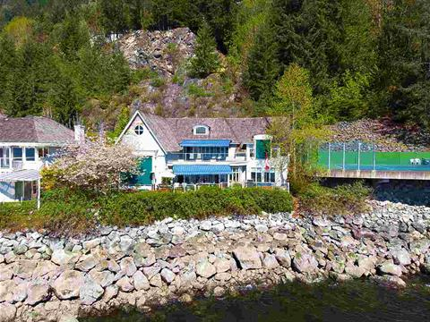 House for sale in Howe Sound, West Vancouver, West Vancouver, 16 Ocean Point Drive, 262383419 | Realtylink.org