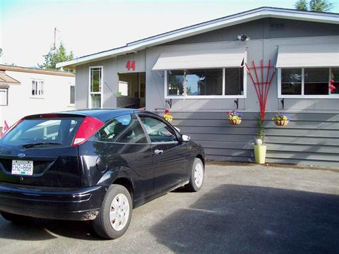 Manufactured Home for sale in Chilliwack Yale Rd West, Chilliwack, Chilliwack, 44 45111 Wolfe Road, 262368821 | Realtylink.org