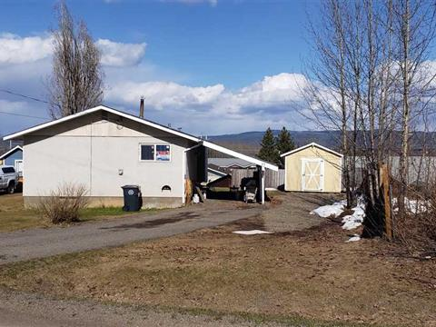 House for sale in Granisle, Burns Lake, 33 Fulton Street, 262380334 | Realtylink.org