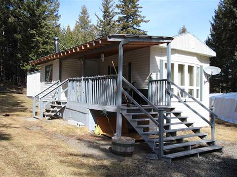 Manufactured Home for sale in Horse Lake, 100 Mile House, 6482 Ewen Road, 262378512   Realtylink.org
