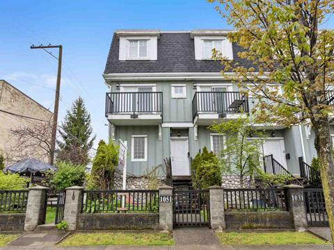 Townhouse for sale in Marpole, Vancouver, Vancouver West, 1051 W 72nd Avenue, 262383389   Realtylink.org