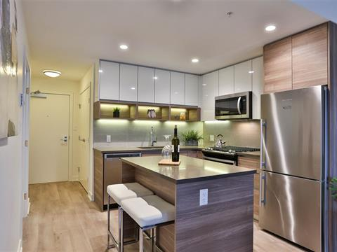 Apartment for sale in Simon Fraser Univer., Burnaby, Burnaby North, 909 8850 University Crescent, 262383433 | Realtylink.org