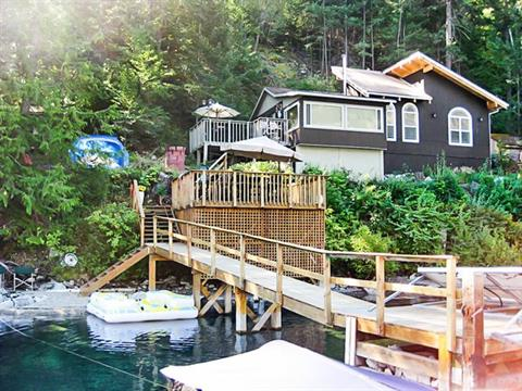 Recreational Property for sale in D'Arcy, Pemberton, Block A Dl 2182 Anderson Lake, 262383796 | Realtylink.org
