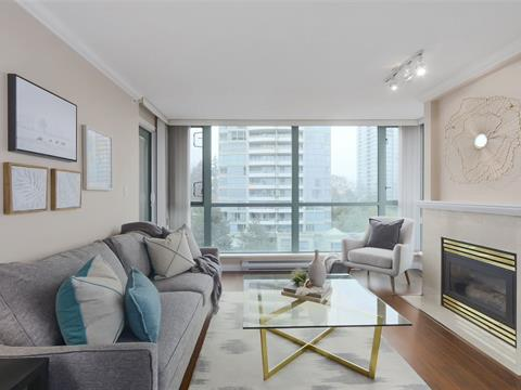 Apartment for sale in Highgate, Burnaby, Burnaby South, 604 6622 Southoaks Crescent, 262383263 | Realtylink.org