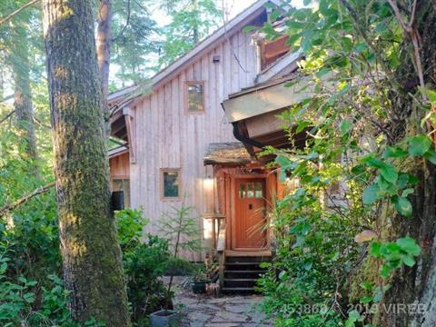 House for sale in Tofino, PG Rural South, 1022 Jensens Bay Road, 453860 | Realtylink.org