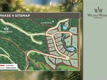 Lot for sale in WedgeWoods, Whistler, Whistler, 9236 Wedgemount Plateau Drive, 262377744 | Realtylink.org
