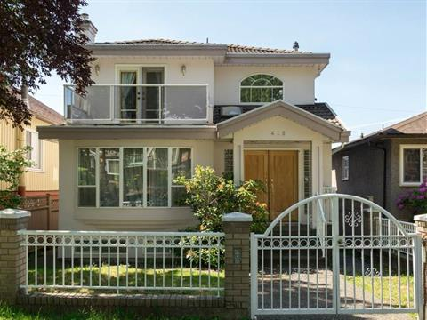 House for sale in Fraser VE, Vancouver, Vancouver East, 428 E 46th Avenue, 262378705   Realtylink.org