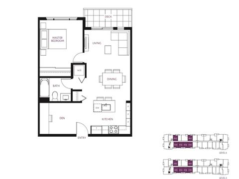 Apartment for sale in Whalley, Surrey, North Surrey, 623 13963 105a Avenue, 262384885 | Realtylink.org