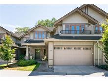 Townhouse for sale in Grandview Surrey, Surrey, South Surrey White Rock, 25 3122 160 Street, 262371334 | Realtylink.org