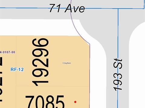Lot for sale in Clayton, Surrey, Cloverdale, 7085 193 Street, 262374413 | Realtylink.org