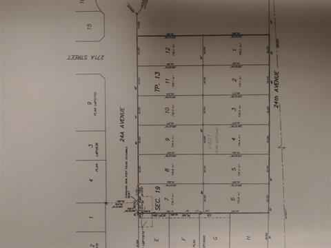 Lot for sale in Aldergrove Langley, Langley, Langley, Lt.6 24 Avenue, 262340979 | Realtylink.org