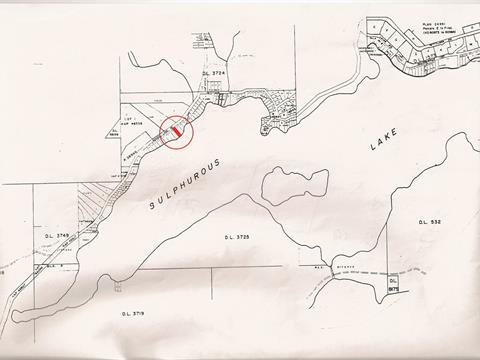 Lot for sale in Deka/Sulphurous/Hathaway Lakes, Deka Lake / Sulphurous / Hathaway Lakes, 100 Mile House, 5971 Mahood Lake Road, 262381966 | Realtylink.org