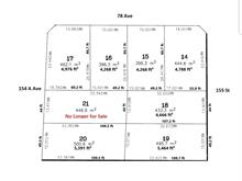 Lot for sale in Fleetwood Tynehead, Surrey, Surrey, 7768 154a Street, 262378377 | Realtylink.org