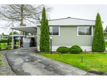 Manufactured Home for sale in Grandview Surrey, Surrey, South Surrey White Rock, 156 1840 160 Street, 262380444 | Realtylink.org