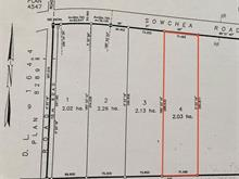 Lot for sale in Fort St. James - Rural, Fort St. James, Fort St. James, Lot 4 Sowchea Bay Road, 262389888 | Realtylink.org