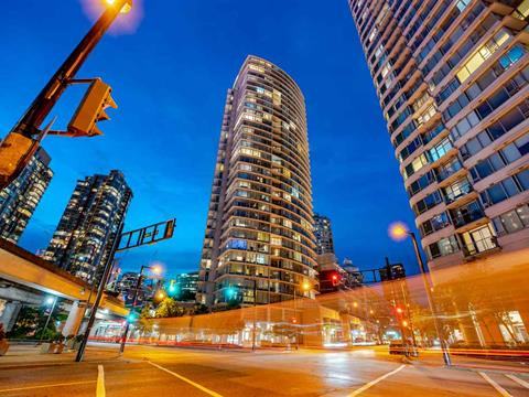 Apartment for sale in Downtown VW, Vancouver, Vancouver West, 3106 689 Abbott Street, 262424133 | Realtylink.org