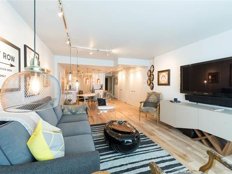 Apartment for sale in Yaletown, Vancouver, Vancouver West, 502 1488 Hornby Street, 262424791 | Realtylink.org