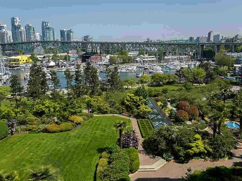Apartment for sale in False Creek, Vancouver, Vancouver West, 706 1470 Pennyfarthing Drive, 262426061 | Realtylink.org