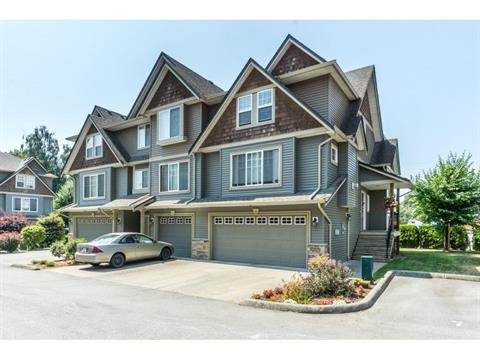 Townhouse for sale in Chilliwack E Young-Yale, Chilliwack, Chilliwack, 16 8880 Nowell Street, 262426279 | Realtylink.org
