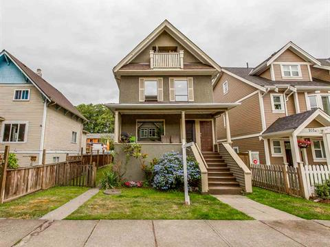House for sale in Fraser VE, Vancouver, Vancouver East, 1024 E 20th Avenue, 262405808 | Realtylink.org