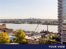Apartment for sale in Downtown NW, New Westminster, New Westminster, 1105 680 Clarkson Street, 262431413 | Realtylink.org